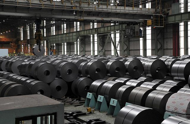 Steel production in India seen increasing to a record in FY18