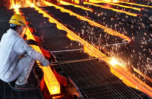 Viet Nam's steel exports rose 38.6 per cent in y-o-y basis